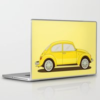 vw Laptop & iPad Skins featuring VW by Robert Gustafsson