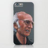 Larry David iPhone 6 Slim Case