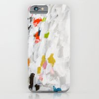 No. 71 Modern Abstract Painting iPhone 6 Slim Case