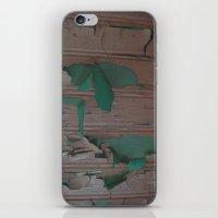 paint peel 2 iPhone & iPod Skin