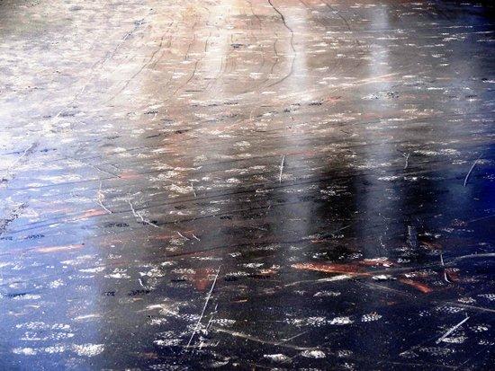 Urban Abstract 119 Art Print
