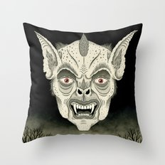 The Undead Throw Pillow