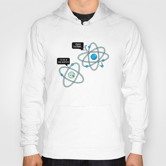 Negative Atom Hoody