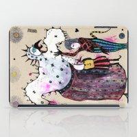 Birdy Mysterium iPad Case