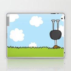 Oz the Ostrich Laptop & iPad Skin