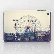 Coney Island II iPad Case