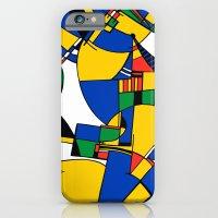 Print #3 iPhone 6 Slim Case