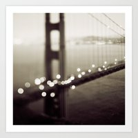 Meet Me In San Francisco… Art Print