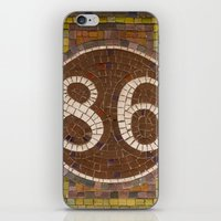 86 iPhone & iPod Skin