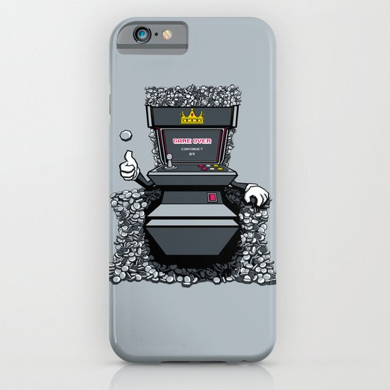 Throne Of Games iPhone & iPod Case