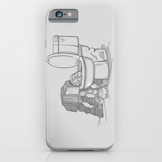 Bad, bad Walker iPhone & iPod Case