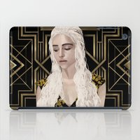 Game Of Gatsby - Daenery… iPad Case