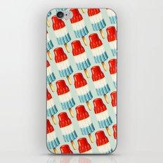 Bomp Pop Pattern iPhone & iPod Skin