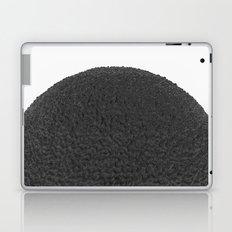 Black sphere Laptop & iPad Skin