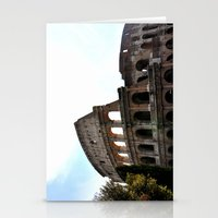 Coliseum Stationery Cards