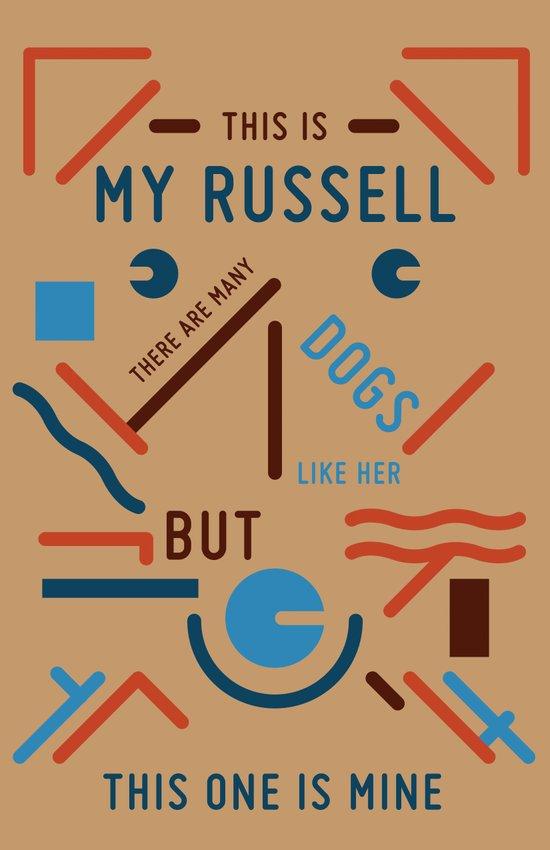 My Russell Art Print