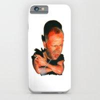 Bruce Willis iPhone 6 Slim Case