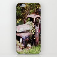Obsolete And Abandoned iPhone & iPod Skin