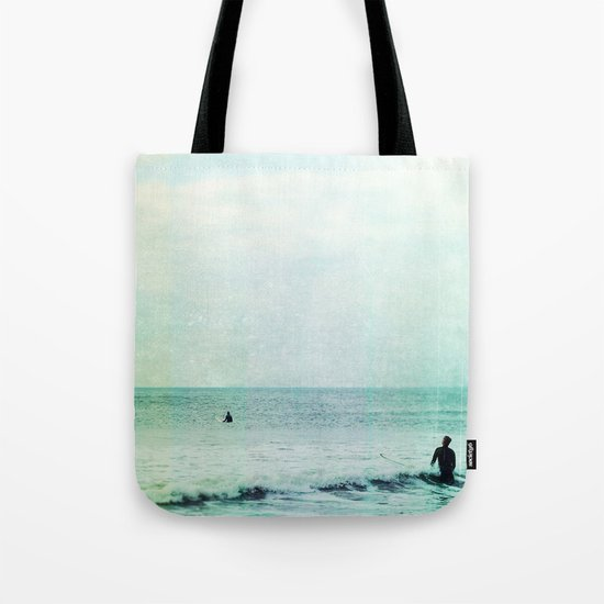 Creating Voids Tote Bag
