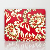 Tropical Eggnog Punch Laptop & iPad Skin
