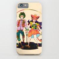 iPhone & iPod Case featuring LSD love by Natsuki Otani