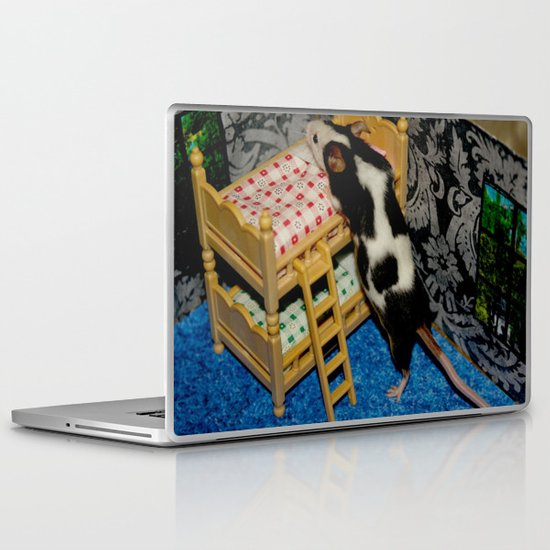 Mouse House Laptop & iPad Skin