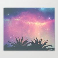 SPACED OUT Canvas Print