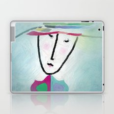 matching hat Laptop & iPad Skin
