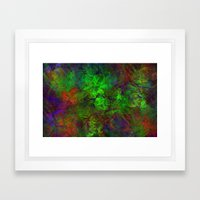 Summer Craziness 3  Framed Art Print