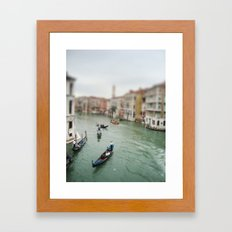 Minimized Framed Art Print