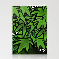 Jungle eyes Stationery Cards