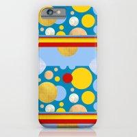 Abstractions No. 4: Polka Dot Circus iPhone 6 Slim Case