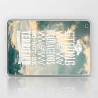 Be Strong Laptop & iPad Skin