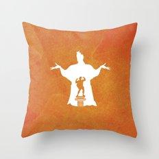 Hercules Throw Pillow