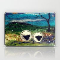 Highland Sheep Laptop & iPad Skin