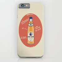 iPhone & iPod Case featuring Club-Mate by LostInMyMind