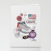 The Chuck Taylor Stationery Cards