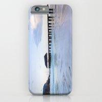Hanalei Bay Pier at Sunrise iPhone 6 Slim Case