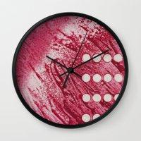 Atlantis I Wall Clock