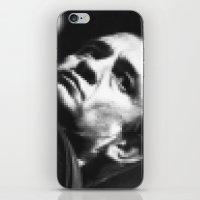 8-bit Johnny Cash iPhone & iPod Skin