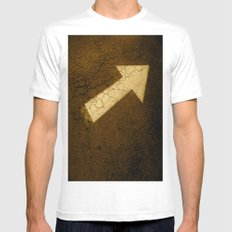 This way Mens Fitted Tee SMALL White