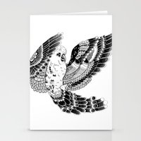 Parrot Stationery Cards