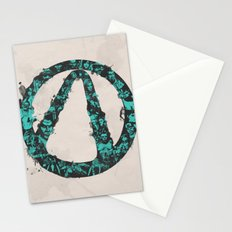 Borderlands 2 Stationery Cards