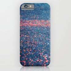 pink lawn iPhone 6 Slim Case