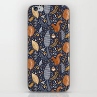 Vive l'automne !  iPhone & iPod Skin