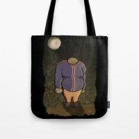 Moon Patrol Tote Bag