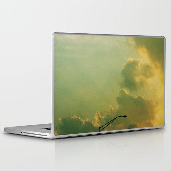Sunday Night Lights Laptop & iPad Skin