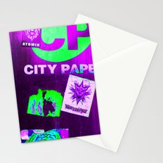 City Paper. Stationery Cards