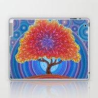 Autumn Blossoms Laptop & iPad Skin