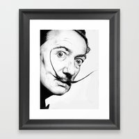 Dalí Framed Art Print